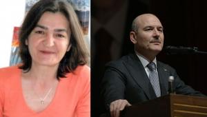 Bakan Soylu'dan terör sempatizanı Müyesser Yıldız'a unutamayacağı ayar!